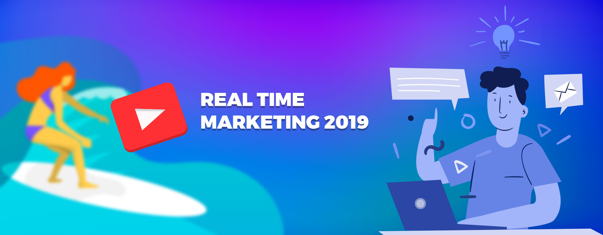 Real time marketing 2019